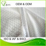 Zippered Bambusfaser-Bettencasement-Kasten-Sprung-Matratze-Deckel