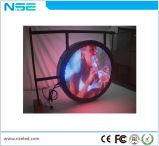スクリーンか表記を広告する小売りP8 P3 LED