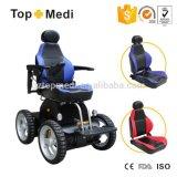 Кресло-коляска лестницы самоката пляжа электричества Tew001 взбираясь для с ограниченными возможностями и неработающего