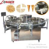 Pizzelle commerciale Cookie Maker sucre Crème Glacée Automatique Machine de cône