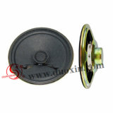 Altavoces de cono de papel popular plaza Dxyd66N-18Z-4A-F 66mm 4ohms 0,5 W