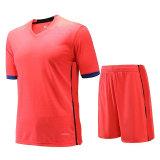 Futebol tailandês personalizado Jersey da qualidade da equipe do logotipo do desempenho