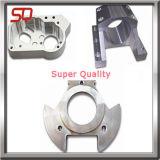 Parti d'acciaio di ingegneria di alta precisione con la molatura lavorare