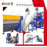 Machine et machine à laver de réutilisation en plastique de rebut