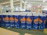 Kann kühlere Partei, die Kühler das Bier-Kolabaum-Pepsi-harte Spitzenschäumen trinken kann