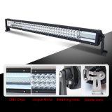Faisceau scellé par 405W de la vente 3row d'usine barre d'éclairage LED de 32 pouces pour le camion tous terrains de jeep