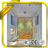 parete del divisore in vetro di 4mm 5mm 6mm 8mm 10mm 12mm