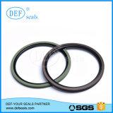 油圧回転式シャフトのシールGrs/Gnsによって満たされるPTFE