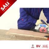 La puissance des outils de travail idéal 235mm coupe de bois Table scie circulaire