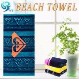 Toalhapraiaの綿のビーチタオル