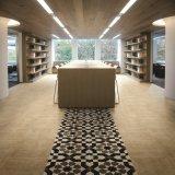 Het Europese Ontwerp rectificeerde de Verglaasde Tegel van de Vloer van het Porselein voor Woon en Commercieel (A6012)