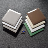 150X150 Ikea dénomment la tuile en céramique de salle de bains de mur glacée par décoration de la meilleure qualité de petite taille de panneau de mur de qualité (WM151500X)