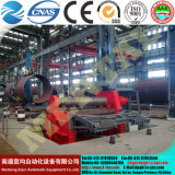 Laminatoio di piegamento del piatto della lamiera di acciaio del rullo di controllo quattro di CNC