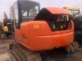 Máquina escavadora hidráulica usada de Hitachi Zx70 para a venda