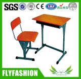 Mesa moldada da sala de aula da escola de Adjustbale com cadeira Sf-41s