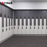 Kast van de Voetbal HPL van de Deur van Amywell de Enige Vochtbestendige Compacte