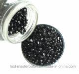 noir de charbon de 15% 30% 50% Masterbatch avec la meilleure qualité
