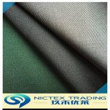 Tissu de laine militaire pour l'armée, à armure sergé tissu convenant