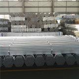 Il fornitore ASTM BS1387 Sch40 della Cina Plain i tubi d'acciaio galvanizzati estremità