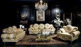 Sofà di lusso classico del tessuto di legno solido Sb20