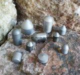 Кнопка бурового наконечника карбида вольфрама Tricone