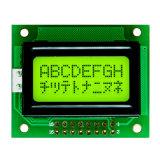 산업/장비/의학을%s Stn 파랑 0802 옥수수 속 특성 LCD
