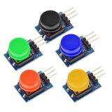 2x12mm gran módulo clave botón grande de la luz del módulo el módulo de interruptor táctil con sombrero alto nivel de salida para Arduino o Raspberry Pi 3