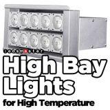 Highbay d'éclairage à LED 150W avec les dernières Ooptic lentille pour lampe Industrielle et Minière