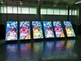 P6 LED de plein air de service avant de la publicité commerciale pour l'affichage de panneaux