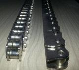 corrente do rolo do fecho de correr do aço 35ss-N15 inoxidável Anti-Sidebow no impulso - puxar o sistema e o indicador elétrico