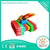 Brinquedo inteletual do tijolo do edifício do brinquedo plástico das crianças com certificado de CE/ISO