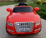 Passeio elétrico do brinquedo dos miúdos do controle de Audi A8l Romote no carro