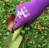 Le nylon d'OEM badine les gants fonctionnants de jardin de travail des enfants