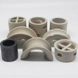 Emballage-Excellente résistance acide faite au hasard en céramique et résistance thermique