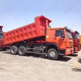 Sinotruk 6X4 336/371HP 이디오피아 팁 주는 사람 또는 쓰레기꾼 트럭