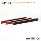 Afstand van de Markering van het anti-Metaal RFID van PCB van de douane de UHF Lange Gelezen Op hoge temperatuur