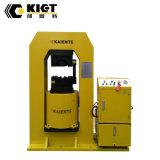 Kiet 유압 철강선 밧줄 압박 형철로 구부리는 기계