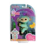 指の赤ん坊ペット猿のFingerlingsのおもちゃ