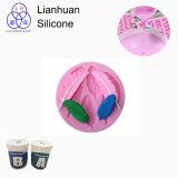 Gebruik Lianhuan rtv-2 Rubber om de voedsel-Veilige Vormen van het Silicone te maken
