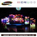 Location de rafraîchissement élevé P3 pleine couleur mur vidéo LED Intérieur
