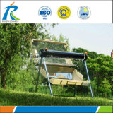 Fornello parabolico di energia solare del BBQ della Cina del Cookstove orizzontale
