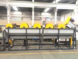 Haustier-Plastikflaschenreinigung-Zeile/Flocken, die Produktions-Maschine aufbereiten