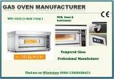 商業ステンレス鋼のケイタリング装置のガスのベーキングオーブン