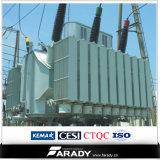 trasformatore a bagno d'olio di distribuzione di energia di 63kv 20mva