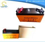 Fabricante de MSDS e exportador de bateria de 12V 200ah