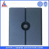 Espulsione di alluminio anodizzata d'argento 6063 T5