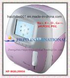 Instrument d'analyse de l'analyseur de gaz du sang de la machine médicale (HP-BGEL2000A)
