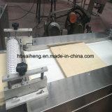 Cadena de producción de máquina de la galleta de la oblea