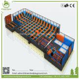 Eindeutiger Entwurfs-weicher Innenspielplatz und Trampoline-Park