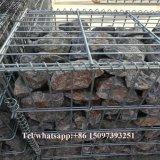 rectángulo/cesta soldados galvanizados 4.0m m del 1X1X1m Gabion
